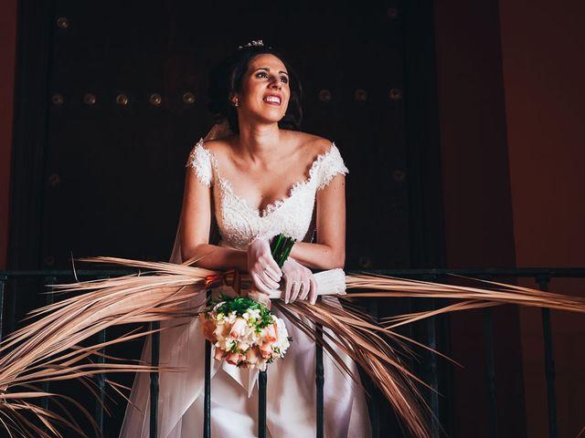 La boda de Josh y Maria José en Ecija, Sevilla 27