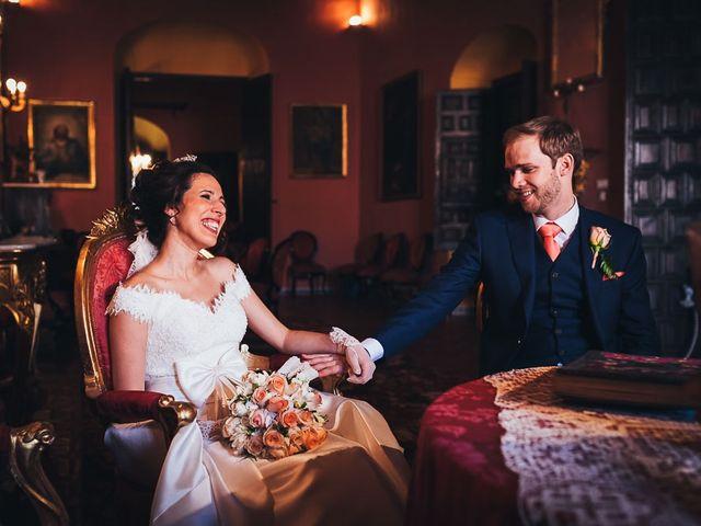 La boda de Maria José y Josh