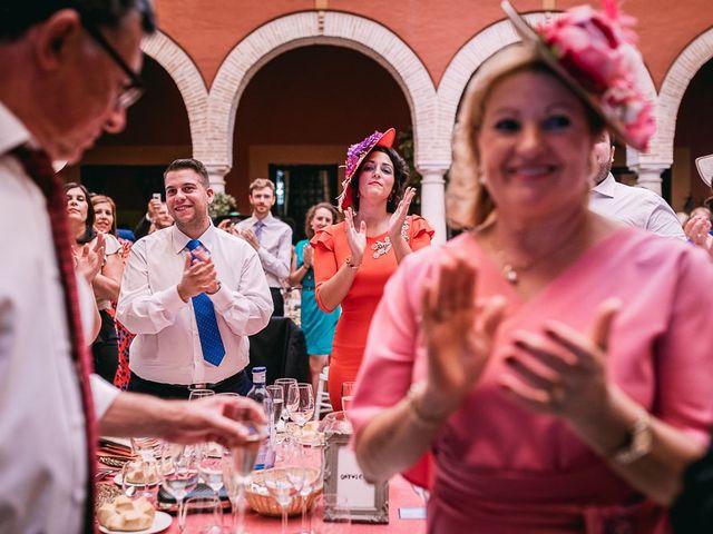 La boda de Josh y Maria José en Ecija, Sevilla 30