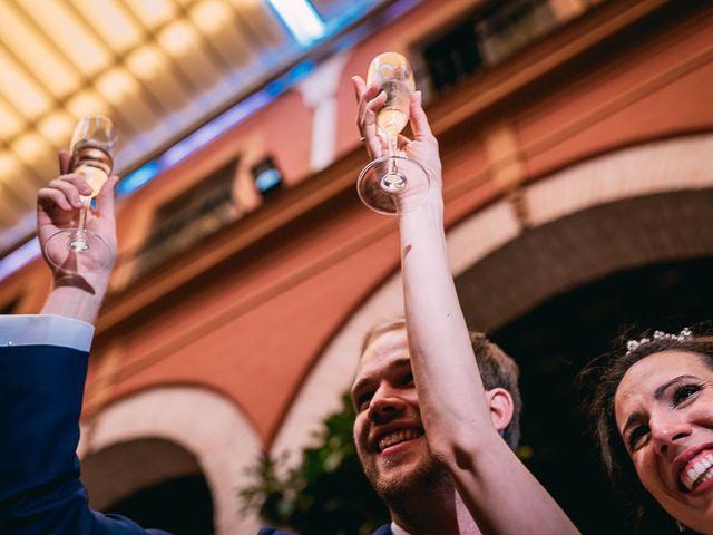 La boda de Josh y Maria José en Ecija, Sevilla 31