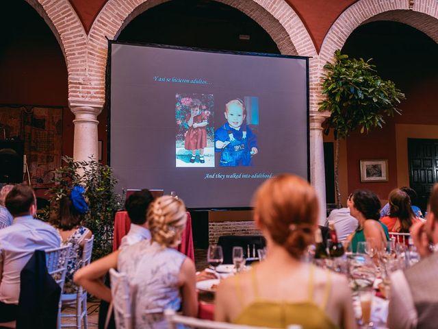 La boda de Josh y Maria José en Ecija, Sevilla 36