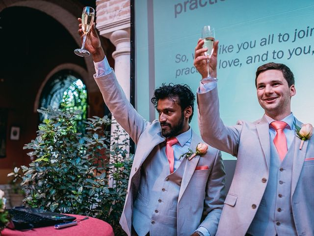 La boda de Josh y Maria José en Ecija, Sevilla 38