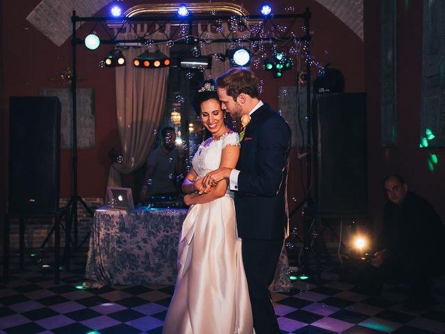 La boda de Josh y Maria José en Ecija, Sevilla 39