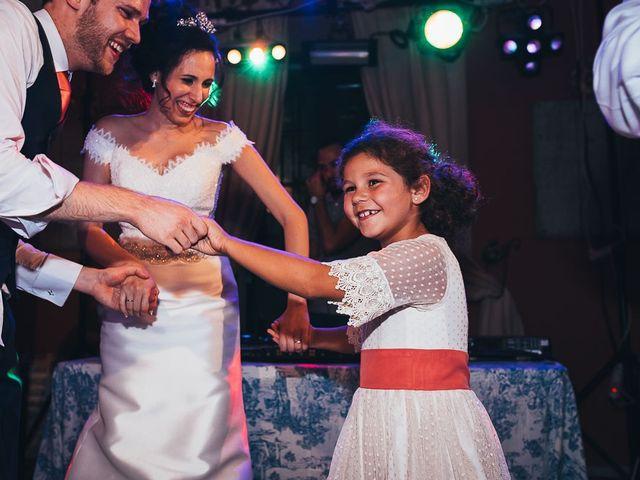 La boda de Josh y Maria José en Ecija, Sevilla 41