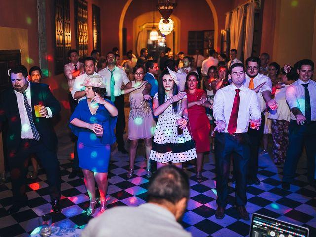 La boda de Josh y Maria José en Ecija, Sevilla 43