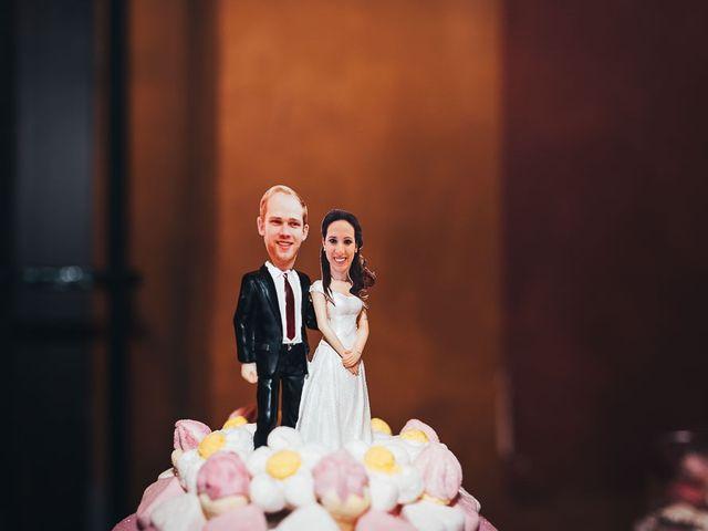 La boda de Josh y Maria José en Ecija, Sevilla 44