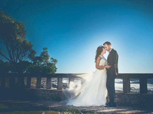 La boda de Iria y Antonio