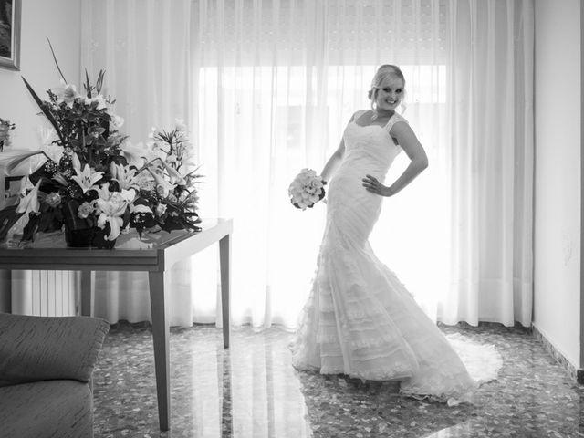 La boda de Paco y Marvina en Requena, Valencia 20