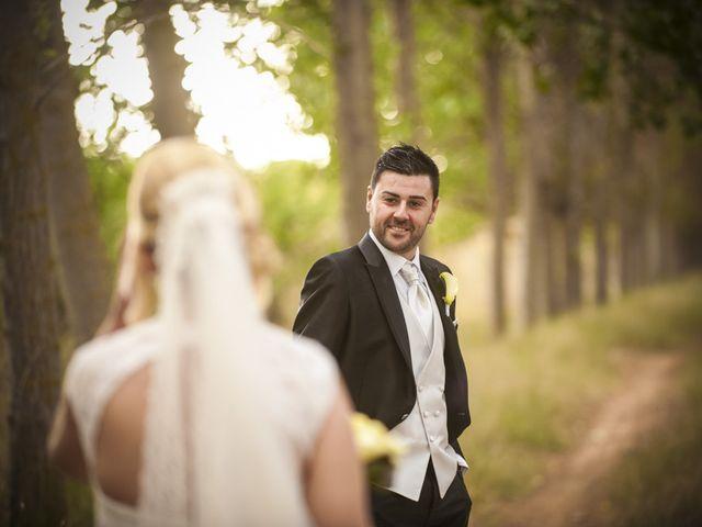 La boda de Paco y Marvina en Requena, Valencia 27