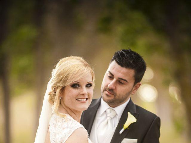 La boda de Paco y Marvina en Requena, Valencia 28
