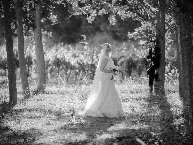 La boda de Paco y Marvina en Requena, Valencia 42