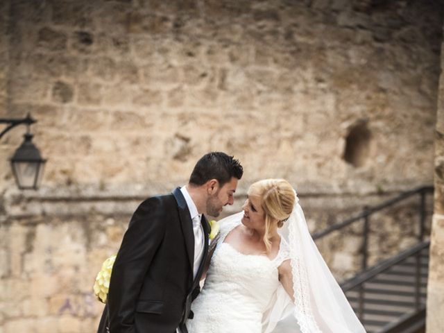 La boda de Paco y Marvina en Requena, Valencia 45