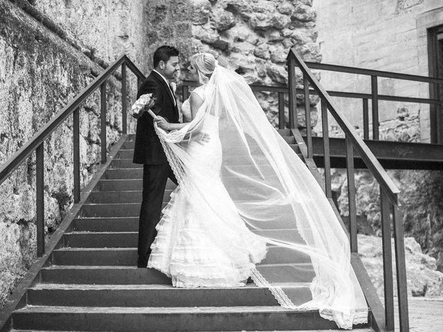 La boda de Paco y Marvina en Requena, Valencia 48