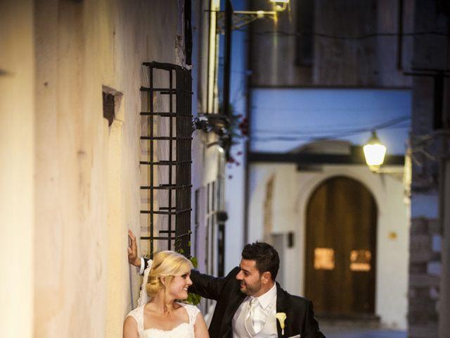 La boda de Paco y Marvina en Requena, Valencia 53