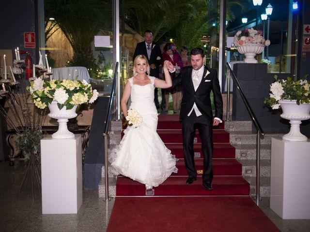 La boda de Paco y Marvina en Requena, Valencia 58
