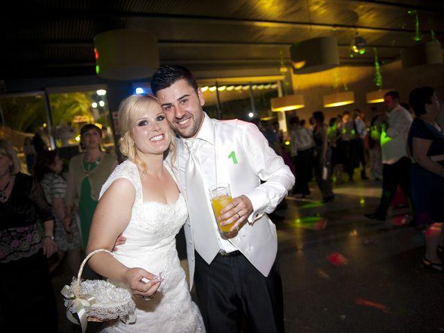 La boda de Paco y Marvina en Requena, Valencia 62