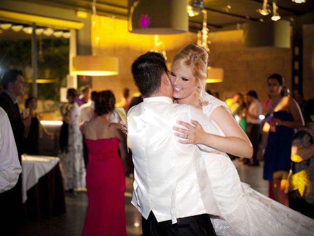 La boda de Paco y Marvina en Requena, Valencia 63