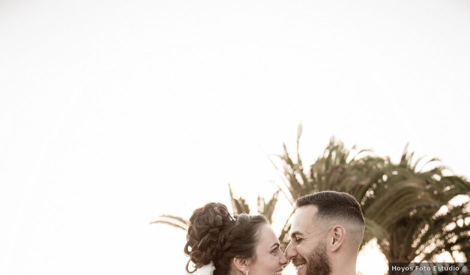 La boda de Brian y Marina en Adeje, Santa Cruz de Tenerife