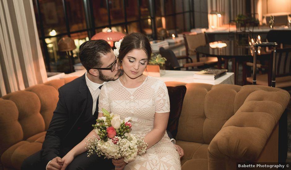 La boda de Jeff y Tatiana en Sevilla, Sevilla