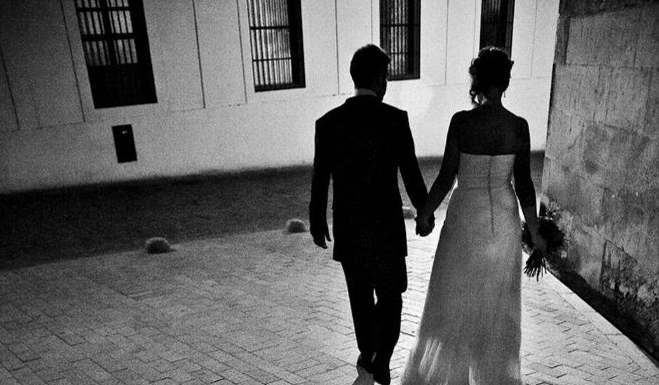 La boda de Javi  y Eva Reina en Córdoba, Córdoba
