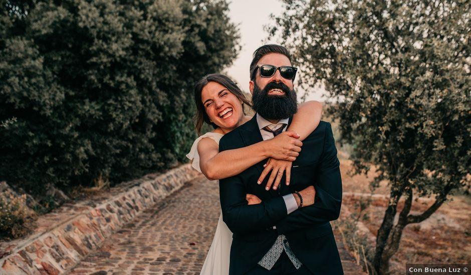 La boda de Toni y María en Ciudad Real, Ciudad Real