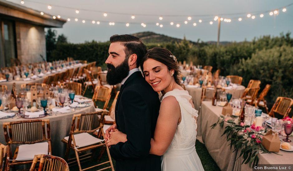 La boda de Toni y María en Caracuel De Calatrava, Ciudad Real