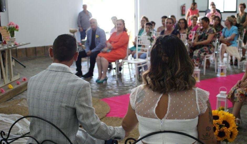 La boda de Guerra  y Estefanía  en Dos Hermanas, Sevilla