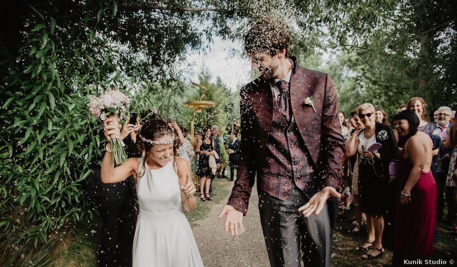 La boda de Gerbert y Clara en Malla, Barcelona