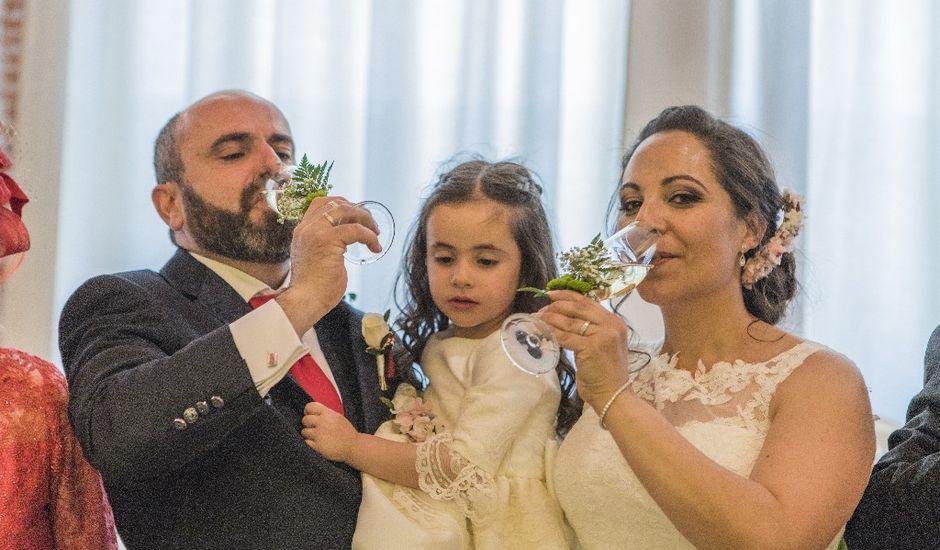 La boda de Julián  y Noelia en Piedrabuena, Ciudad Real