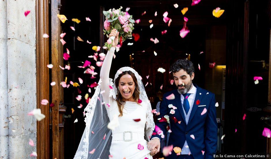 La boda de Guiomar y Kepa en Valladolid, Valladolid