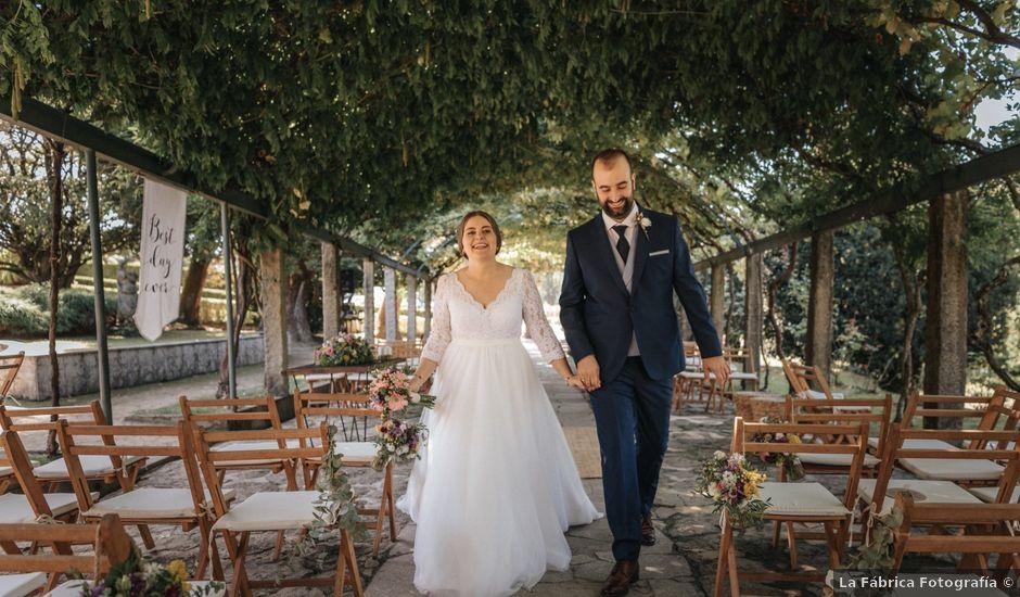 La boda de David y Sandra en Redondela, Pontevedra