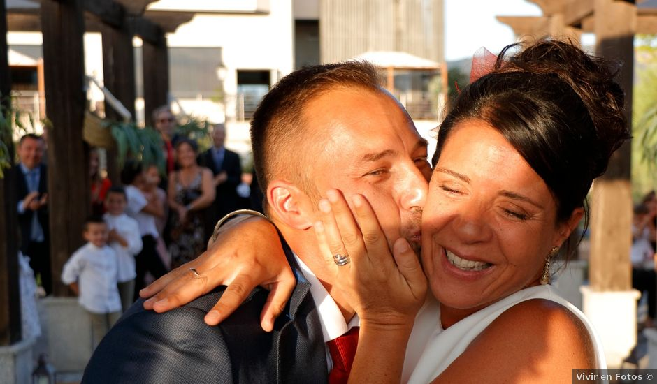 La boda de Juan y Inés en Collado Villalba, Madrid