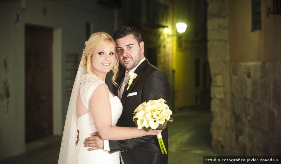 La boda de Paco y Marvina en Requena, Valencia