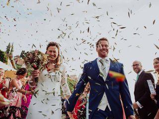 La boda de Miriam y Tutu