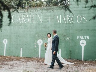 La boda de Carmen y Marcos 1