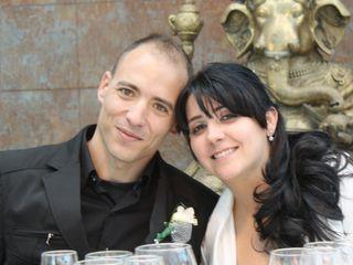 La boda de David y Rocío
