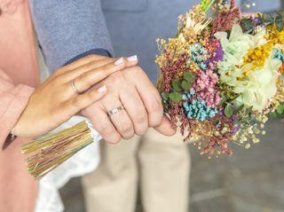 La boda de Tatiana y Rubén 1