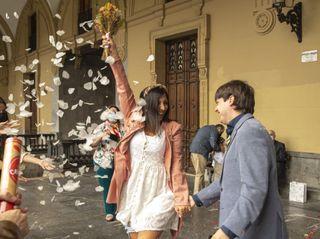 La boda de Tatiana y Rubén