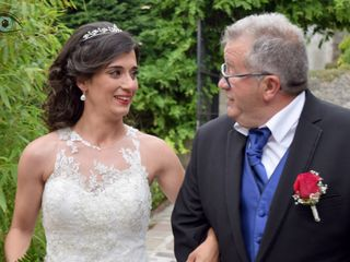 La boda de Cristina y Jose Javier 1