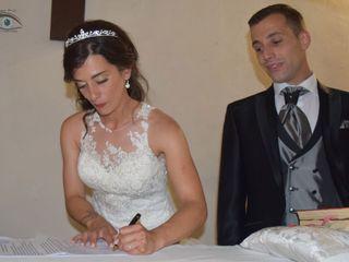 La boda de Cristina y Jose Javier 2