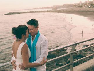 La boda de Nuria y Adrián