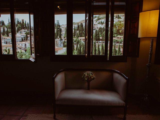 La boda de Tutu y Miriam en Granada, Granada 5