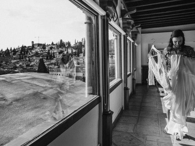 La boda de Tutu y Miriam en Granada, Granada 14