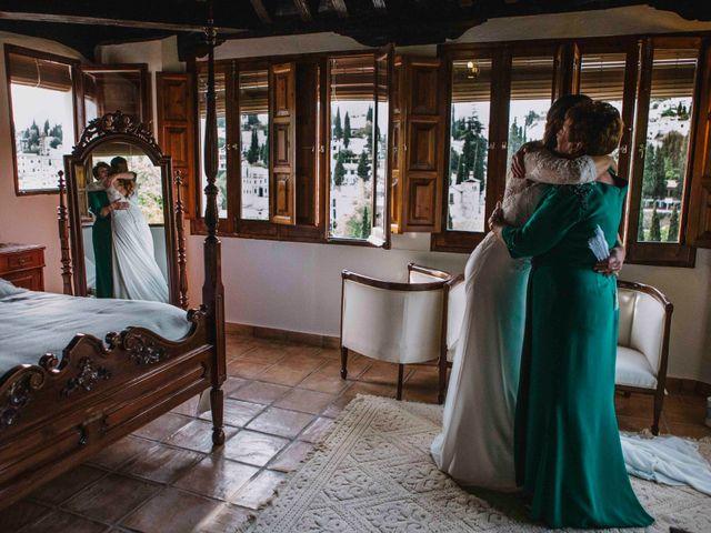 La boda de Tutu y Miriam en Granada, Granada 18