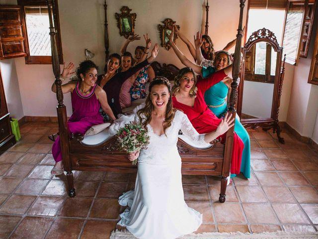 La boda de Tutu y Miriam en Granada, Granada 29