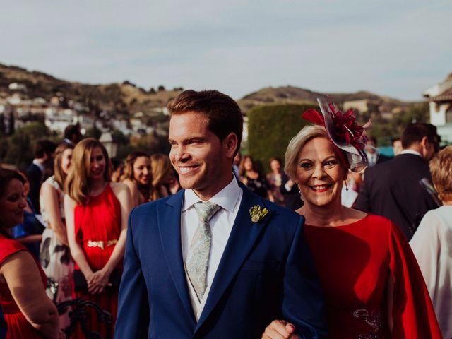La boda de Tutu y Miriam en Granada, Granada 59