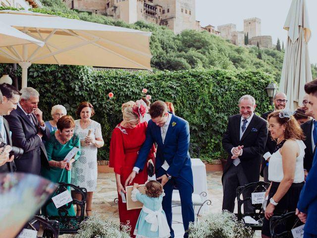 La boda de Tutu y Miriam en Granada, Granada 60