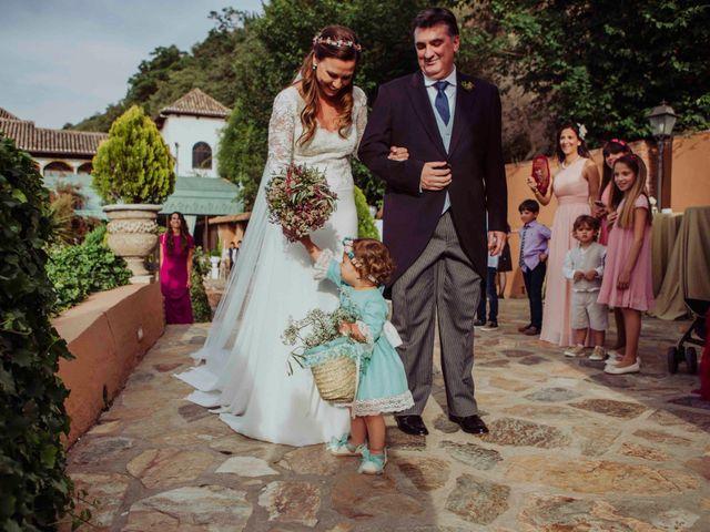 La boda de Tutu y Miriam en Granada, Granada 61