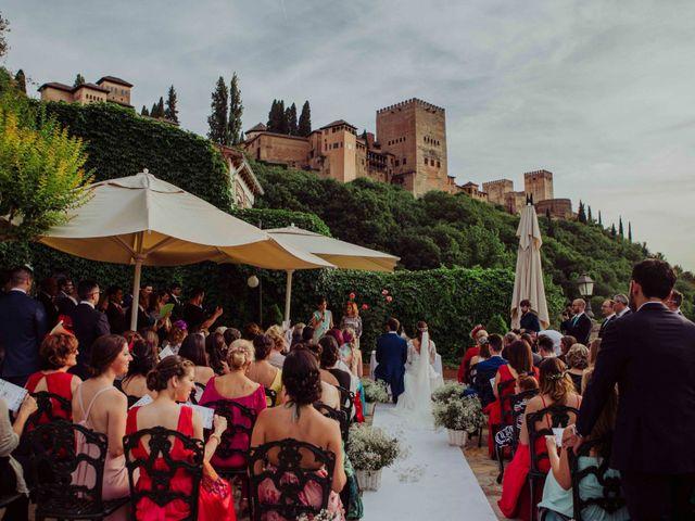 La boda de Tutu y Miriam en Granada, Granada 66