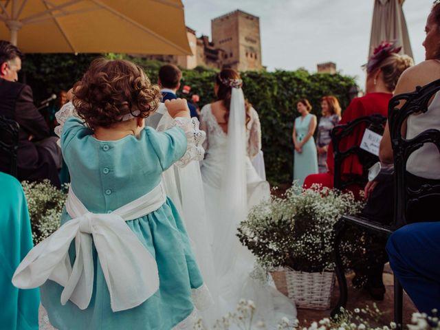 La boda de Tutu y Miriam en Granada, Granada 78